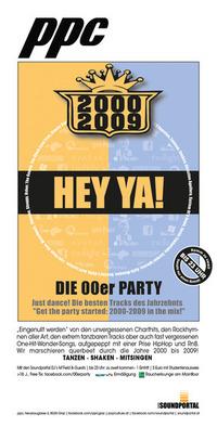 Hey Ya! Die 00er Party