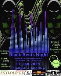 Black Beats Night