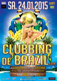 Clubbing de Brazil Ed. 4