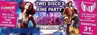 Zwei Discos eine Party@Discoteca N1