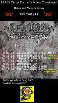Odium - Alforna - Fragmentation@Komma