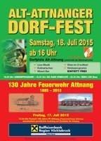 130 Jahre FF-Attnang/ Alt-Attnang Dorf-Fest@Dorfplatz