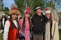 Multimediaschau Kirgistan, Pamir & China @Revital Gesundheitshotel