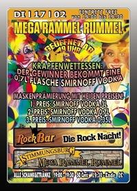 Mega Rammel Rummel@Excalibur