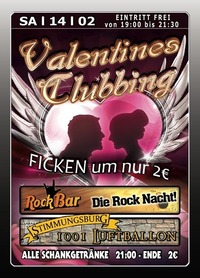 Valentines Clubbing@Excalibur