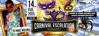 Carnival Escalation & Faschingsparty