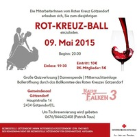 Rot-Kreuz-Ball des Roten Kreuzes Götzendorf@Gemeindesaal Götzendorf/Leitha