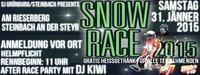 Snow Race 2015