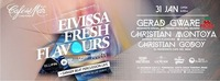 EIVISSA FRESH FLAVOURS with GWARE Pacha Sitges - First Pacha in the Wolrd