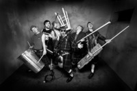 The Real Mckenzies (cdn) + The Sensitives (swe)@Arena Wien