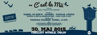 Cest la M - Festival für Musik, Literatur und Kleinkunst@Cselley Mühle