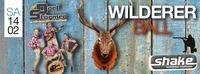 Wildererball - Live mit Die Dorf Stürmer@Shake