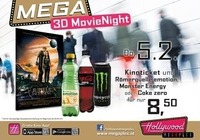 Mega 3D Movie Nigh: Jupiter Ascending