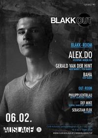 Blakkout with Alex.Do@Club Auslage