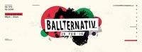 BALLTERNATIV - Maturaball der 5 B Technische Fachoberschule und 5 G Soziawissenschaftliches Gymnasium Brixen@Kultur- und Kongresszentrum Forum Brixen