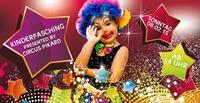 Kinderfasching presented by Circus Pikard@A-Danceclub