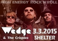 Wedge Berlin - Heavy Psych Sounds + The Crispies@Shelter