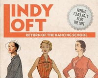 Lindy Loft - Live: Cab Canavaral@The Loft