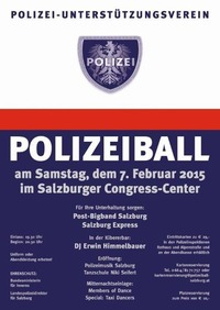 69. Salzburger Polizeiball
