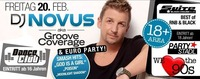 Groove Coverage aka Dj Novus@Bollwerk
