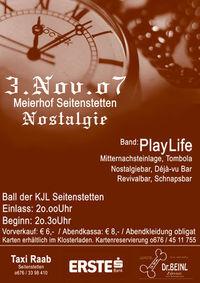 Jugendball der KJL Seitenstetten@Meierhof Seitenstetten