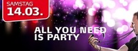 All you need is Party mit DJ ED
