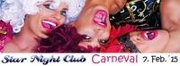 Star Night Club - Carneval 2015@Österreichhallen