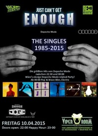 JCGE - Depeche Mode /The Singles 1985-2015