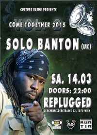 Solo Banton Live - Come together 2015