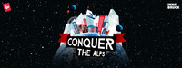 Conquer the Alps - Powder and Party 2015@Axamer Lizum