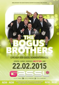 The Bogus Brothers Live