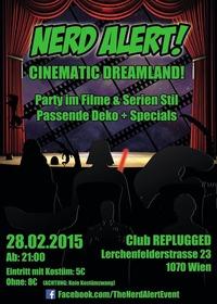 Nerd Alert: Cinematic Dreamland@REPLUGGED