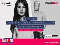 Austrias next Topmodel  Boys & Girls - Castingtour@Segabar Rudolfskai 18