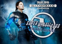 City Of Bass - Weasels Birthday Madness@Warehouse