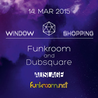 Funkroom welcomes Dubsquare@Club Auslage
