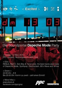 Excited - Depeche Mode Party@P.P.C.