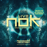 Progressive Selection pres. Nok live@Club Auslage