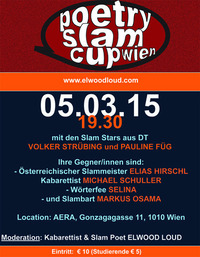 Poetry Slam Cup Wien@AERA