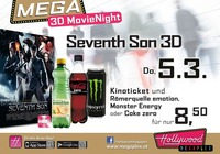 Mega 3D Movie Night - Seventh Son 3D