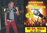 Karaoke-show mit Werner Live ab 20 Uhr@Bienenkorb Schärding