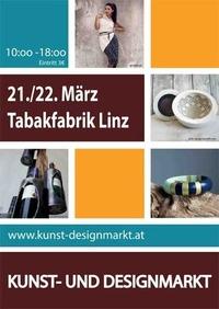 Kunst- und Designmarkt@Tabakfabrik