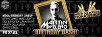 Martin Welenos Birthday Bash