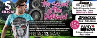 Selectas Sound of the Festivals@Bollwerk