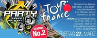 Party Around The World - Station 2: Tour de France@Bollwerk