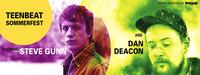 Teenbeat Sommerfest 2-days feat. Steve Gunn (us), Dan Deacon (us)@WUK