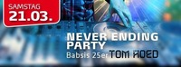 Never ending Party Babsis 25er