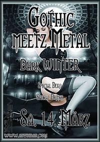 Gothic meetz Metal - hosted by Aidenn Queen  Roli@Abyss Bar
