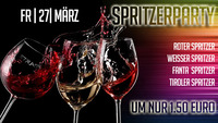 Strass Spritzer Party