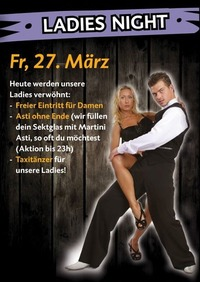 Hasenfalle Ladies Night