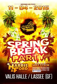 Spring Break Party - LASSEE@Valis-Halle